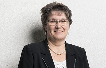 Marlies Jent - Leiterin Administration KVA Buchs