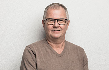 Roman Zöllig - Werkmeister KVA Buchs